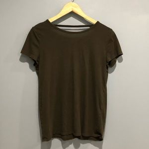 Forever 21 top with low back